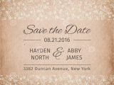 Textured Paper for Wedding Invitations Save the Date Wedding Invitation Template Vintage Paper