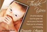 Thank You Message for Baptism Invitation Baby Archives Easyday