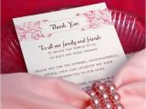 Thank You Message for Wedding Invitation Thanking Your Summer Wedding Guests Letterpress Wedding