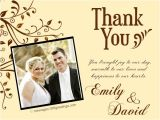 Thank You Message for Wedding Invitation Wedding Thank You Messages 365greetings Com