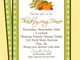 Thanksgiving Party Invitation Message Thanksgiving Dinner Invite Wording Cimvitation