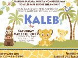 The Lion King Baby Shower Invitations How to Select the Lion King Baby Shower Invitations