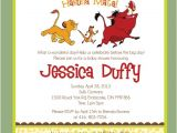 The Lion King Baby Shower Invitations the Gallery for Lion King Baby Shower Invitations