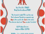 Thing 1 and Thing 2 Baby Shower Invitation Template Baby Shower Invitation Best Thing 1 and Thing 2