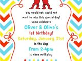 Thing One Thing Two Birthday Invitations Thing 1 and Thing 2 Birthday Invitation Dr by Purplepoppylove