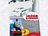 Thomas and Friends Party Invitations Thomas and Friends Birthday Party Invitation by