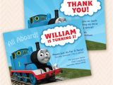 Thomas the Tank Engine Party Invitations Unavailable Listing On Etsy