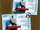 Thomas the Train Photo Birthday Invitations Unavailable Listing On Etsy