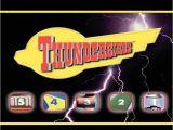 Thunderbirds Party Invites Personalised Thunderbirds Birthday Card