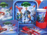 Thunderbirds Party Invites Thunderbirds Party Supplies
