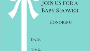 Tiffany and Co Baby Shower Invitations 25 Best Ideas About Tiffany Baby Showers On Pinterest