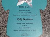 Tiffany and Co Invitations Baby Shower Tiffany & Co Baby Shower Invitation Parties