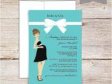 Tiffany and Company Baby Shower Invitations Items Similar to Tiffany Baby Shower Invitations On Etsy