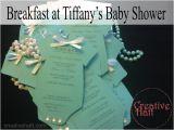 Tiffany Baby Shower Invites Breakfast at Tiffany S Baby Shower Invitations From