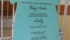 Tiffany Baby Shower Invites Tiffany Inspired Baby Shower Invitation Custom order for