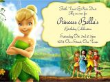 Tinkerbell Invitation Cards for Birthdays Free Tinkerbell Birthday Invitation Templates Birthdays