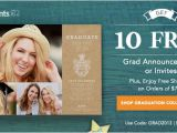 Tiny Prints Graduation Invitations Need High School or College Graduation Announcement or