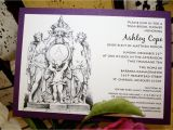 Toga Party Invitation Greek toga Party Invitation Bridal Shower by