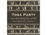 Toga Party Invitations Wording Elegant toga Party Beautiful Classical Motif 4 25×5 5