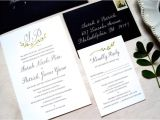 Together with their Families Wedding Invitations Informal Wedding Invitation Wording together with their