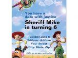 """Toy Story Customized Birthday Invitations toy Story Birthday Invitation 4 25"""" X 5 5"""" Invitation Card"""