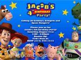 Toy Story Customized Birthday Invitations toy Story Invitation 20 Custom Birthday Party