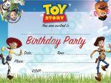Toy Story Photo Birthday Party Invitations toy Story Buzz Woody Kids Children Birthday Party
