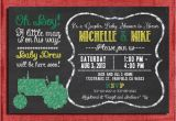 Tractor Baby Shower Invitations Printable Tractor Baby Shower and Couples Baby Shower