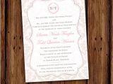Traditional Bridal Shower Invitations Sample Wedding Invitations