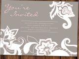 Traditional Bridal Shower Invitations Traditional Bridal Shower Invitation Floral Lace Bridal