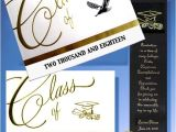 Traditional High School Graduation Invitations Traditional Graduation Announcement Name Cards Party