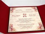 Traditional Vietnamese Wedding Invitations Bilingual English and Vietnamese Tradition Wedding Invitations
