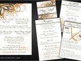 Traditional Vietnamese Wedding Invitations orange and Brown Vietnamese Wedding Invitations Please