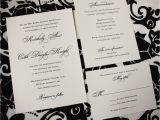 Traditional Wedding Invitation Font Traditional Wedding Invitation Template Card with Plain