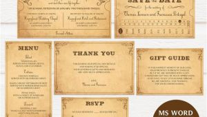 Train Ticket Wedding Invitation Template Vintage Train Ticket Wedding Invitation Template Printable