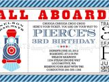Train Tickets Birthday Invitations Train Ticket Printable Birthday Invitation Dimple Prints