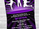 Trampoline Birthday Party Invitations Free Trampoline Printable Birthday Party Invitation