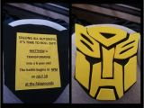 Transformers Birthday Party Invitation Wording Ideas 24 Best Images About Invitation Ideas On Pinterest