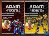 Transformers Birthday Party Invitation Wording Ideas 8 Best Images About Transformers On Pinterest
