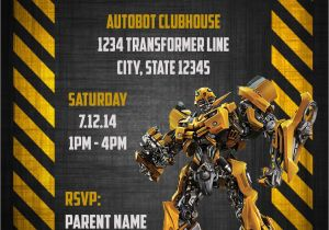 picture relating to Transformer Birthday Invitations Printable Free referred to as Transformers Birthday Occasion Invites Template Transformer
