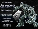 Transformers Party Invitations Free Printable Transformers Party Invitations Blank Printable