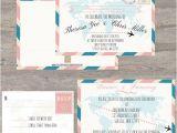 Travel themed Party Invitations 11 Travel themed Wedding Invitations Knotsvilla