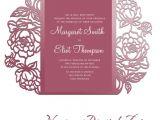 Tri Fold Quinceanera Invitations 209 Mejores Imagenes De Laser Cut Wedding Invitations En