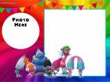 Trolls Birthday Invitation Template Free Printable Trolls Invitation Template Dolanpedia