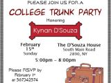 Trunk Party Invitation Examples Insanely Good Ideas to Throw the Perfect College Trunk Party