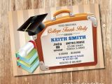 Trunk Party Invitation Examples Trunk Party Invitation Graduation Party Gp004 by