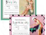 Tupperware Party Invitations Printable Personalize Pinup Invitation Tupperware Party