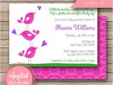 Tweety Bird Baby Shower Invitations Tweety Bird Baby Shower Invitations with Bird