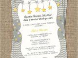 Twinkle Twinkle Little Star Baby Shower Invitation Wording Twinkle Twinkle Little Star Baby Shower Invite Yellow