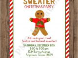 Ugly Sweater Christmas Party Invitations Wording Ugly Christmas Sweater Party Wording for the Invitations